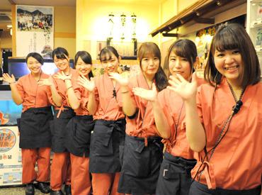★学校やサークルとは違う友達がココに…★ お客様もノリが良い人が多いので、 本当に楽しく働けちゃいます♪