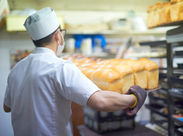 「パンが好き」「楽しく働きたい!」そんな方にピッタリ* バイトデビューにもおすすめです+゚*