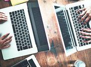 ≪お仕事の流れ≫ 商品撮影⇒Photoshopで加工して⇒ サイト上にアップ⇒ページ編集まで… 即戦力として働ける方を募集中です!