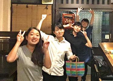 【店舗staff】こじんまりした地域密着型の居酒屋さん。*地元の方から愛される、広島の美味しいが詰まったお料理を一緒に提供しませんか♪