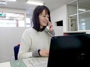 事務スタッフ大募集!未経験の方も丁寧にサポートします◎安心してご応募ください♪