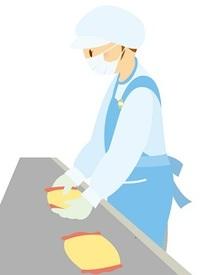 【パン粉製造、冷凍惣菜の包装】\未経験からできる簡単ワーク/地元でバイト◎赤平町でのおシゴトです<週払いOK><日曜休み>