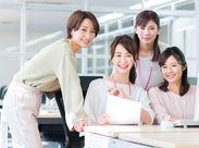 男女比は6:4で女性が多め!オフィスカジュアルでの勤務を推奨しています◎オフィスが恵比寿駅チカなのも嬉しい♪ ※写真はIMAGE