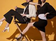 クールでシンプルな中に、女性らしいディテールが特徴のイタリアブランド☆都会女性の忙しい毎日を華やかにしてくれる人気SHOP!