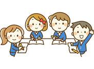 子どもたちが学習している様子を見守りながら、困ってそうなときは指導者に伝えてもらえればOK!