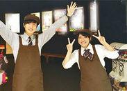 \フジグラン東広島内/ 学校終わり、バイト前にお買い物!もできちゃう♪+。 プライベートとの両立しやすさ抜群!