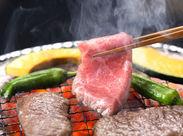 \\高日給×日払いOK// >>今なら入社祝金MAX6万円も◎ 高級焼肉にだって、沢山いける余裕あり!