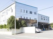 ひたちなかICより車で5分! 国道245号線沿いの山崎第二皇后団地内の工場です♪ICや国道も近く、アクセス良好です◎