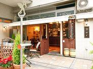 陽気で明るいイタリアの雰囲気が楽しめるお店です♪もちろん未経験の方も大歓迎!まずは「やってみたい」の気持ちがあれば◎