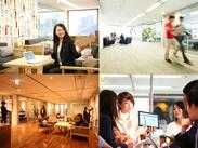 20〜30代の社員が多く、子育てしながらキャリアも伸ばせる環境・制度が整っています。