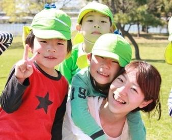 放課後・長期休暇時のデイサービスのお仕事です。安全・安心のあたたかい環境の中で子ども一人ひとりの心に寄り添います。