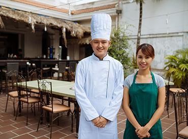 【店長(候補)】旬の食材にこだわったカフェダイニング☆マネージャー