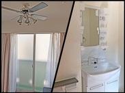 個室寮はキレイなワンルーム◎独立洗面台も! 正社員の方は月2万円、アルバイトの方もお安く借りられますよ☆