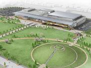 神栖市内にOPENする大型の公共施設!スポーツ施設や、音楽ホールがあり、たくさんの地域の方が訪れる場所です☆
