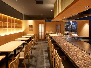 東新宿駅徒歩5分★ 世代・国籍問わず愛されるレストランに…** 木の温かさも感じられる ラグジュアリーな空間でお仕事◎