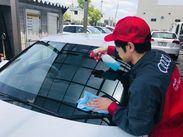≪車好きのアナタにピッタリ!!≫洗車のお仕事★中高年の方も活躍中です◎Wワークにもオススメ♪