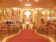 国内外からたくさんのお客様が訪れる一流ホテル★春に大型商業施設もオープン予定♪バイト帰りやランチに寄れますよ◎