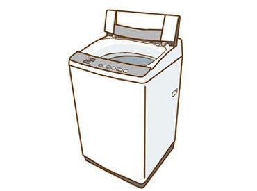 【家電製品の組立/検査/梱包】▼お任せするのは1つだけ!!◎洗濯機の組立★◎製品のキズチェック★◎完成品への説明書取付け★◎機械に部品をセット★