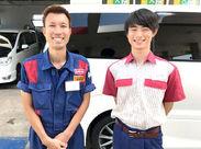 幅広い年代のスタッフが活躍中♪車好きさんも大歓迎!週2日~働けるので、無理なく続けられるのが人気のポイント!