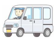 ☆軽バンドライバー同時募集☆ コンパクトな車で、狭い道も運転しやすい! 県内の決まったルートを運転します!運転好きさんに◎
