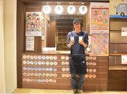 ★超レアバイト★アニメのお登場人物をイメージしたドリンクを提供していただけます♪大好きやキャラにワクワクが止まらない!?♪
