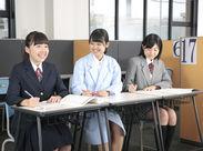 学校・職場からの帰宅途中にぴったりのお仕事♪ 教室は茨城広域にあるのでご相談はお気軽にしてください★