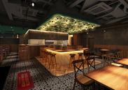 \渋谷から新感覚の南インドダイナーが 登場!/人とはちょっと変わったバイトがしたい人におすすめ♪ オシャレ×インド料理★