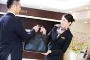◆シフトがポイント◆ 仕事が終わったらそのままホテルに宿泊。移動がない分、毎日通勤するより楽&遅刻の心配もありません!