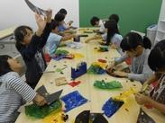 イオンが展開する、学童保育+総合学習の新スタイル♪