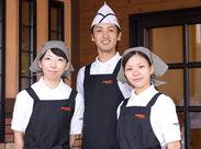 オープニングメンバー大募集!美味しいコーヒーには、サービスの豆菓子と笑顔を添えてお届け♪ホール/キッチンどちらも大募集★