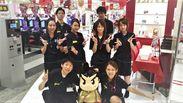 ≪スタッフ同士≫ 立川店は「和」を大切にしています!新しく入ったスタッフのフォロー体制もバッチリ!直ぐに馴染めますよ♪