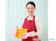 未経験OK!清掃スタッフを募集♪ 40~60代の主婦さん、シニア世代の方も多数活躍中ですよ!