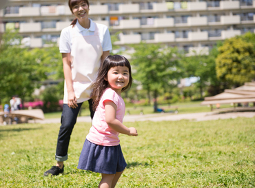 【保育士】泉大津市の定員120名の保育園の認可保育園でのお仕事です!