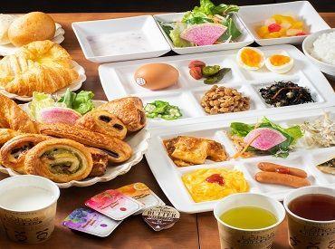 \キレイ×快適空間で働こう/ お任せするのは朝食の片付けや おかず等の補充など! 初めてでもすぐに慣れますよ♪*