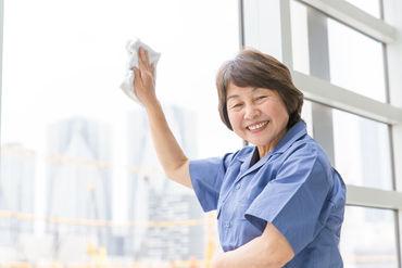 【週2~】主婦さんはもちろん、シニア・中高年のスタッフも多数活躍中★最初はできることから1つずつおまかせしていきます◎