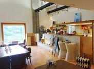 富山ガラス工房の中にあるカフェ◎ シフトも働くスタイルも柔軟な「Clie」にいらっしゃい♪