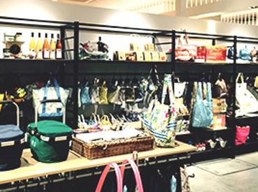 【コンシェルジュSTAFF】【CONCIERGE】パリの雑貨店をイメージした雑貨SHOP★生活に彩りを加えるファッション×インテリア雑貨をご提案♪