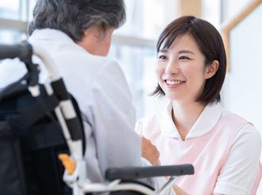 『フロンティアの介護』って…?? 東海圏を中心に全国に50近くの介護施設を運営! 安定した基盤の下で働くことができますよ◎
