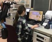 パソコンを使ったお仕事に慣れていない方でも大丈夫◎周りのスタッフがゆっくりお教えします!操作もシンプルでカンタン☆