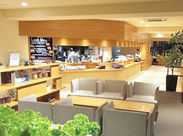 *◆大手企業の方との関わりも!!◆* コンチネンタルホテル大阪も(株)クボタも大きい会社なので、手すきの際に声をかけてみては??