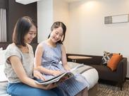 2015年7月リニューアルのキレイなホテル≪リッチモンドホテル東大阪≫♪ 未経験スタート◎丁寧にお教えするのでご安心ください☆
