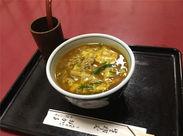☆有名人も多く訪れる…京都的そば/うどん屋さん♪☆ 未経験スタート大歓迎!! 激ウマのまかない2食付き◎