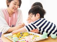笑顔があふれる施設です♪子どもたちがより豊かな生活が送れるようサポートしましょう◎※イメージ画像