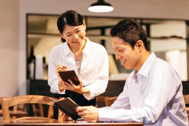 【店長】◆ 経験・スキルを活かして安定的に働こう ◆キャリアUP/待遇充実/有給休暇カフェ、居酒屋などお店のジャンルいろいろ!