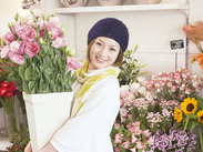 「花が好き!」まずはその気持ちがあれば大丈夫です!工房の立ち上げはめったにない貴重なチャンス! ※画像はイメージです