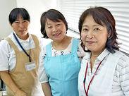私達も未経験から始めました! 自分で経験した介護の難しさ、楽しさ、 やりがい、介護職の必要性等を受講生に伝えていきませんか?