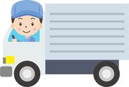 ▼<研修>に定評あり 最初は同乗しながらルート見学⇒運転の指導⇒荷物の積み降ろし方法まで、流れを1から丁寧にお教えします!
