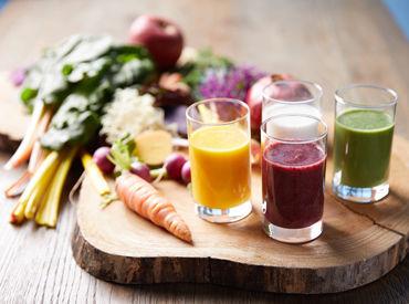 マクロビオティックをベースに、 『Healthy & Beauty 食べてキレイになる、 オーガニックな生き方。』を提案しています*