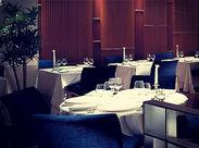 都内の一流レストランで働けるチャンス!☆経験を活かしたい方大歓迎♪短期でサクッと稼ぎたい方にオススメ◎