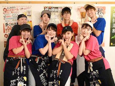 大切なことは串カツ田中が教えてくれた★シフト協力、スタッフ同士の連携、お店終わりの飲み会…仕事も遊びも全力の青春バイト♪